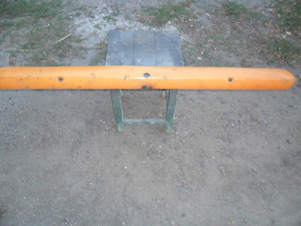 Продам бампер передний москвич, в хорошем состоянии, производство СССР кривой рог