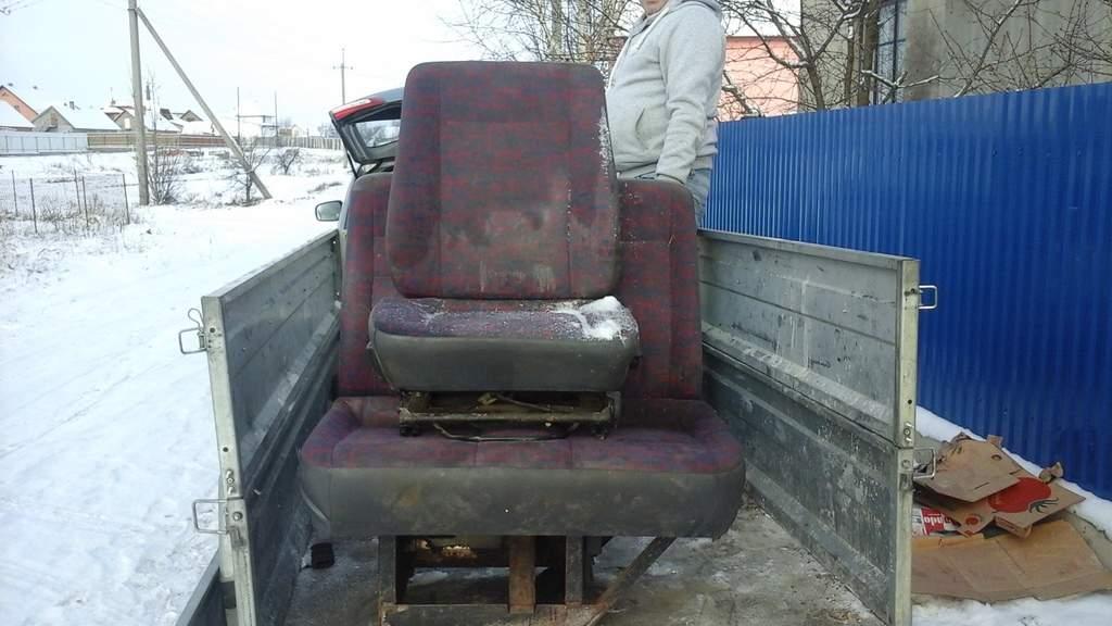Продам mersedes Vito 110-TDI сидіння одномістне, подвійне сарни