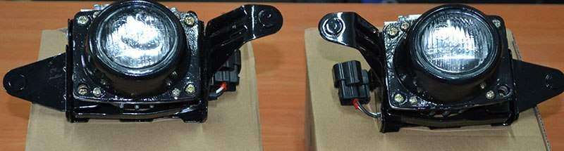 Продам Фара противотуманная ланос спорт левая, правая цена 512грн Цена за единицу Харьков