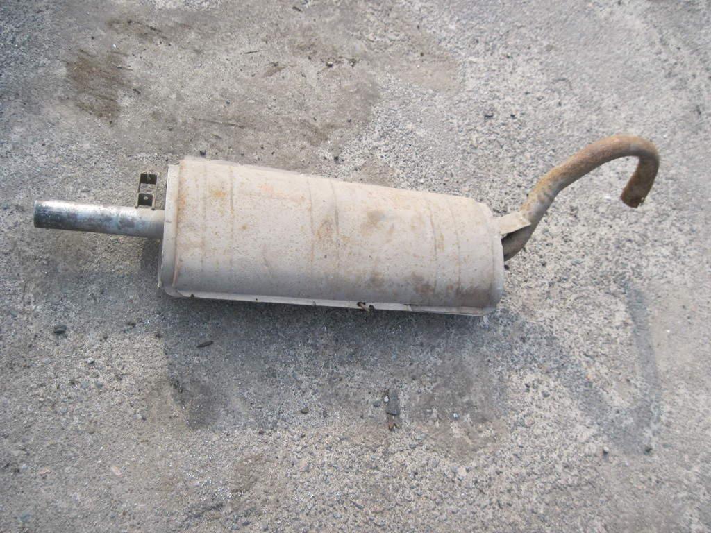 Глушитель на ваз 2101 фото
