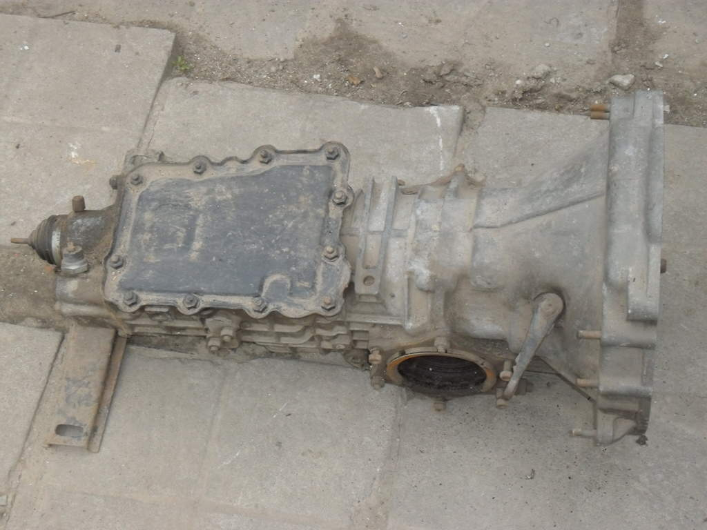 Продам Коробка передач на ЗАЗ 968М без полуосей Запорожье