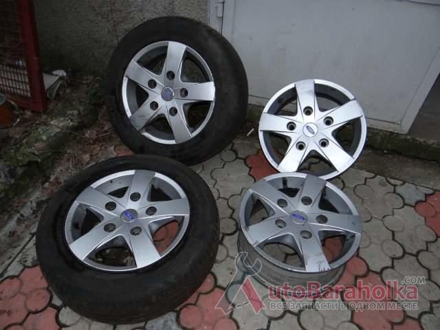 Продам Колесные диски на форд транзит в отличном состоянии. r15 - 20$+(спарка)-80 Винница