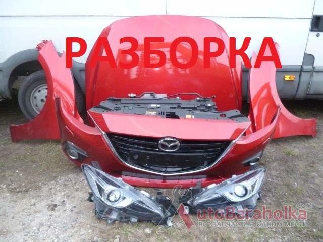 Продам Разборка Mazda Мазда ВСЕ МОДЕЛИ капот крыло бампер фара дверь Луцк