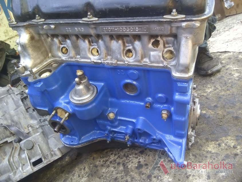 Ремонт двигателя на ваз 2103