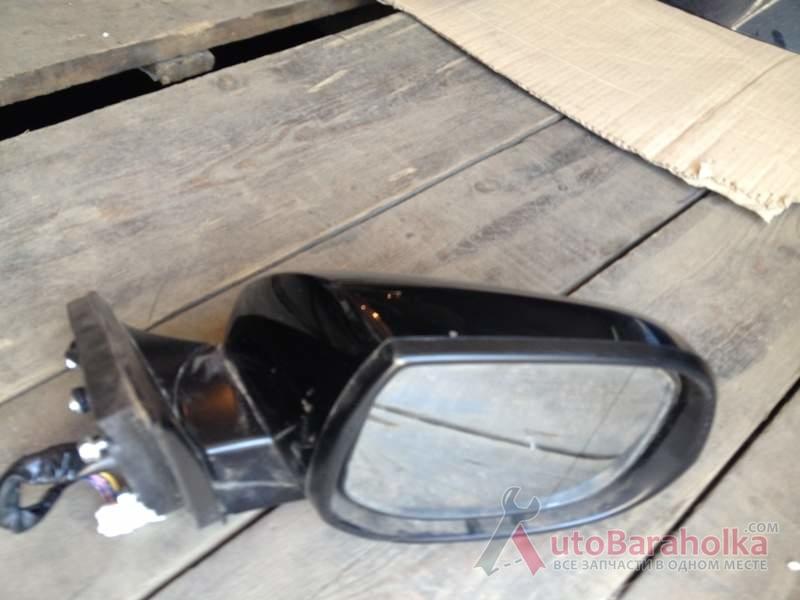 Продам зеркало правое Хонда Аккорд 09г. б/у оригинал в хорошем состоянии Днепропетровск