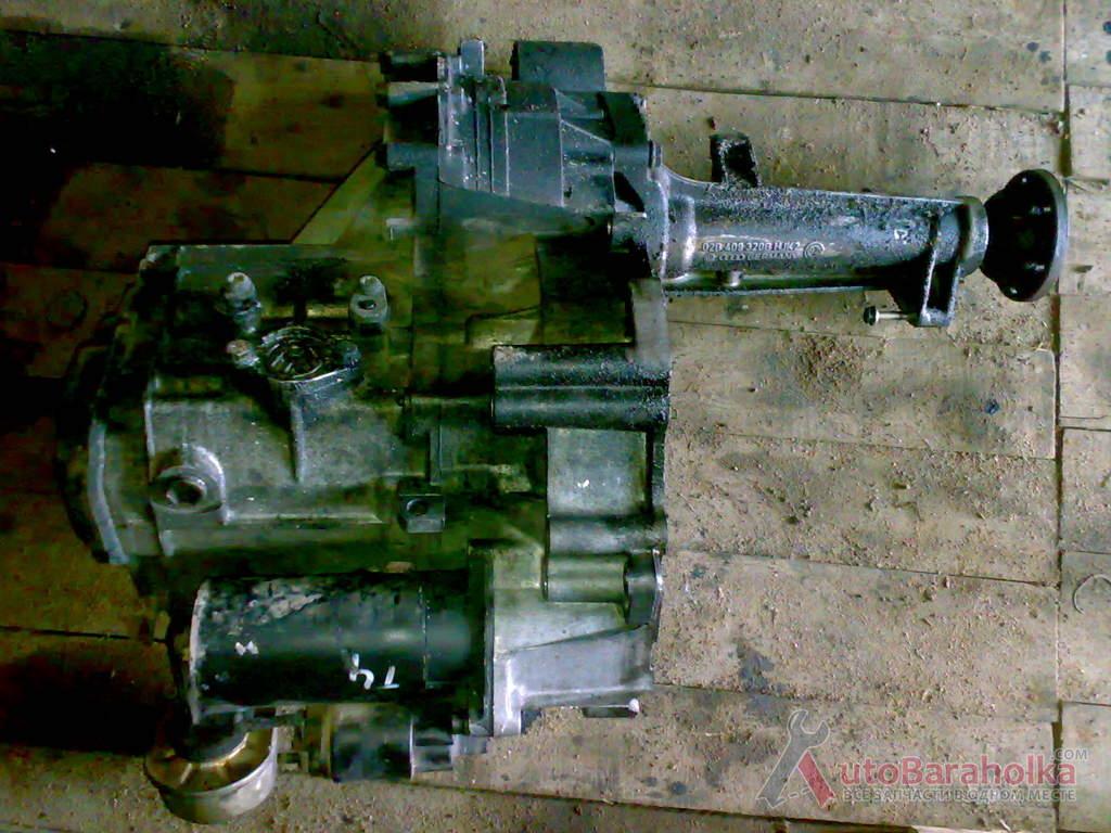 Продам оригинальные КПП на VW T4 1.9D/1.9TD/2.4D/2.5TD Луцк
