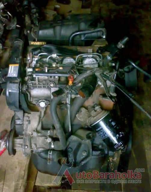 Продам Двигатель мотор двигун 1.6D Audi 80, VW Passat B2 оригинал Луцк