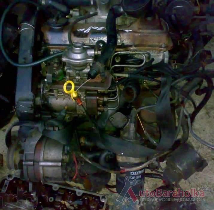 Продам Двигатель мотор двигун VAG 1.6TD VW Golf 1, VW Golf 2, VW Jetta 2, VW Passat B2, VW Passat B3, Audi 80, VW T3 оригинал Луцк