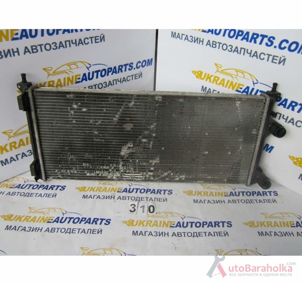 Продам Радиатор охлаждения 1.9 MJET 2000-2015 Fiat Doblo (Фиат Добло) Ковель