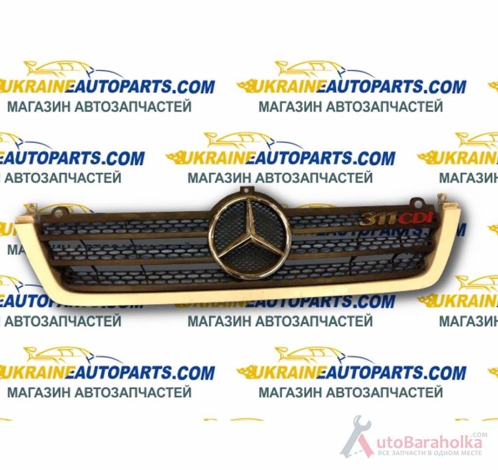 Продам Решетка радиатора (улыбка)1995-2006 Mercedes Sprinter (Мерседес Спринтер) Ковель