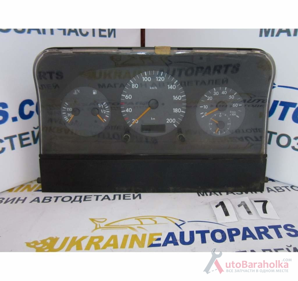 Продам Панель приборов, щиток приборов с тахометром 1995-2006 Mercedes Sprinter (Мерседес Спринтер) Ковель