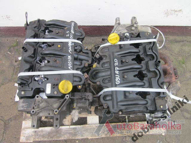 Продам Двигатель Opel Vivaro 2.5 cdti мотор Opel Vivaro 2.5 cdti Ковель