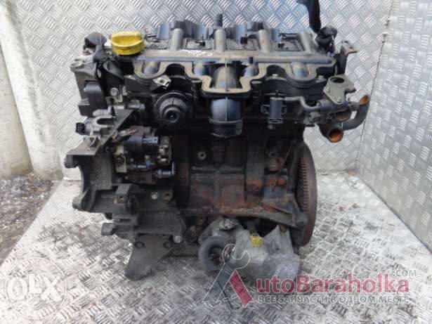 Продам Двигатель master 2.5 DCI мотор master 2.5 DCI Ковель