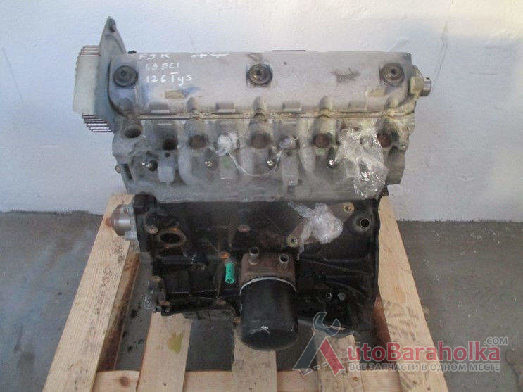 Продам Двигатель Renault Master 1.9 dci мотор Renault Master 1.9 dci Ковель