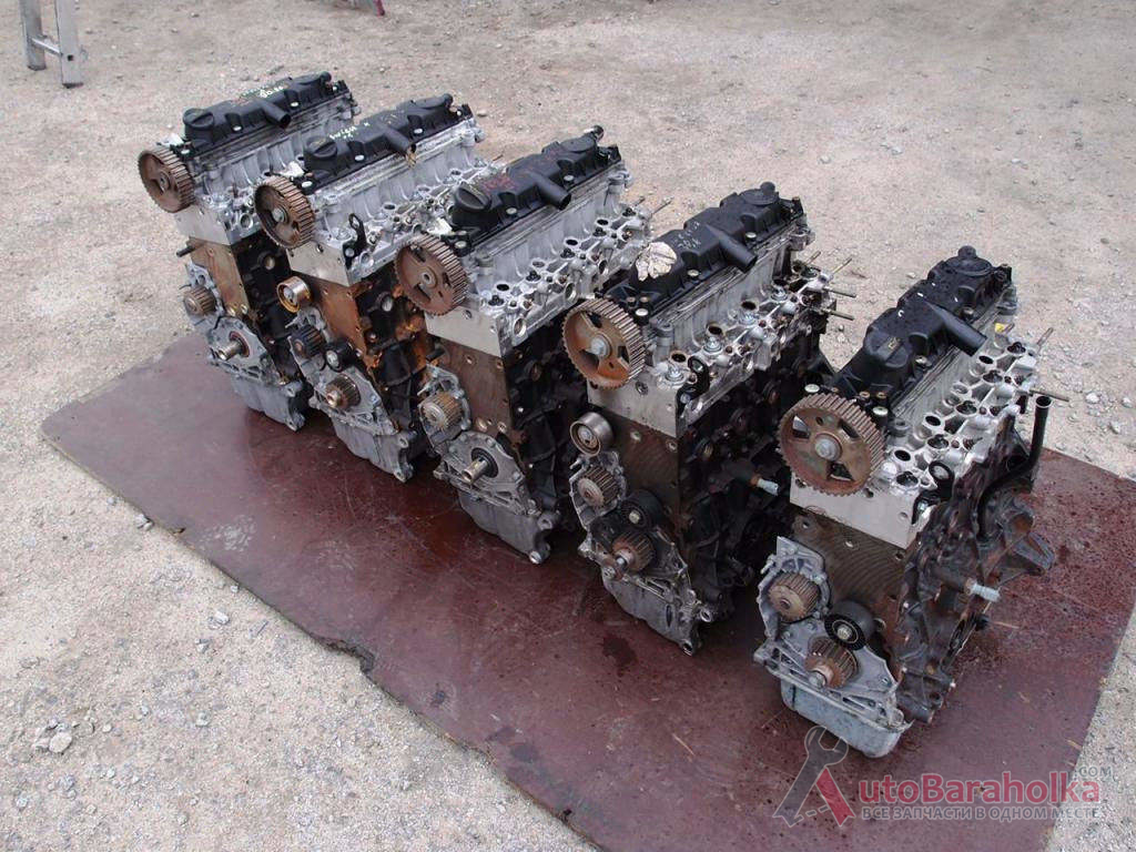 Продам Двигатель на Peugeot Boxer 2.0 hdi. Мотор к Пежо Боксер Ковель