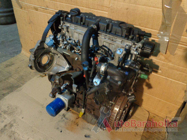 Продам Двигатель Citroen Berlingo 2.0 hdi Мотор Сітроен Берлінго 2.0 hdi Ковель