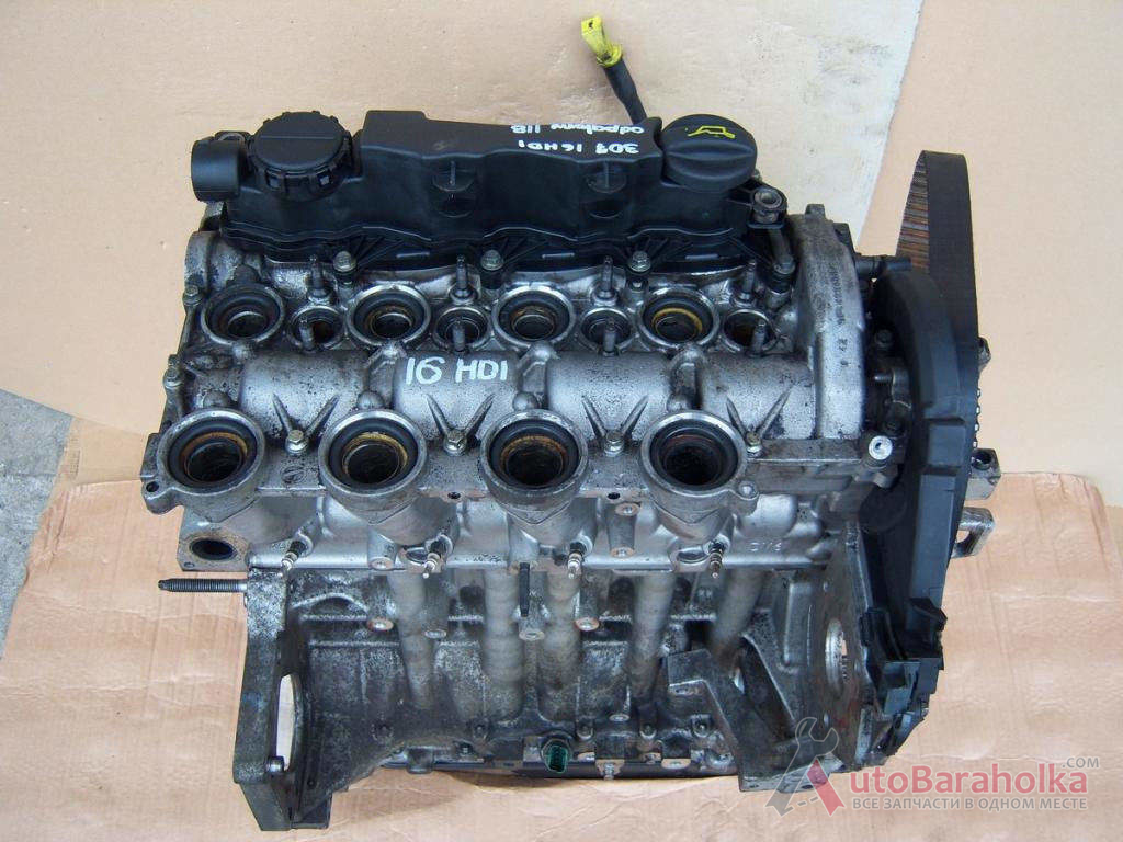 Продам Двигатель Peugeot Expert 1.6 hdi мотор Peugeot Expert 1.6 hdi Ковель