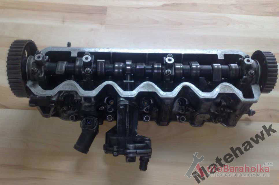 Продам Головка блока цилиндров Volkswagen T4 2.5 tdi ГБЦ VW T4 2.5 tdi Ковель