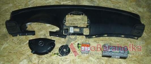 Продам Торпедо комплект безопасности подушка безопасности пассажира в торпедо, Мерседес 2002-2009 Киев
