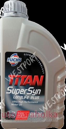 Продам Масло моторное FUCHS TITAN SuperSyn LONGLIFE 0W-30 1л. Бензиновый, Дизельный Днепропетровск