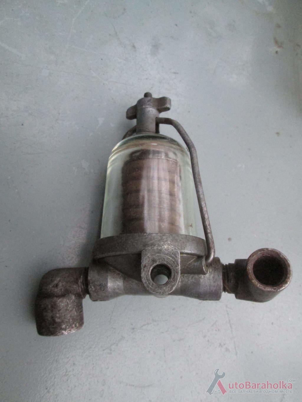 Продам Отстойник бензопровода с стеклянной колбой Мелитополь