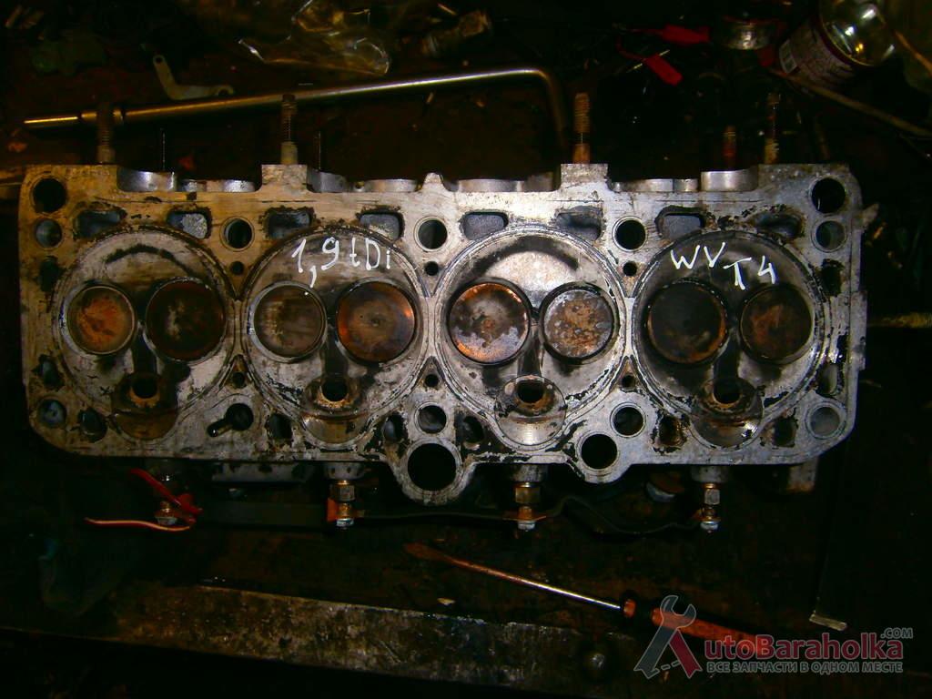 Продам Volkswagen т4 Головка блока цилиндров двигателя Винница