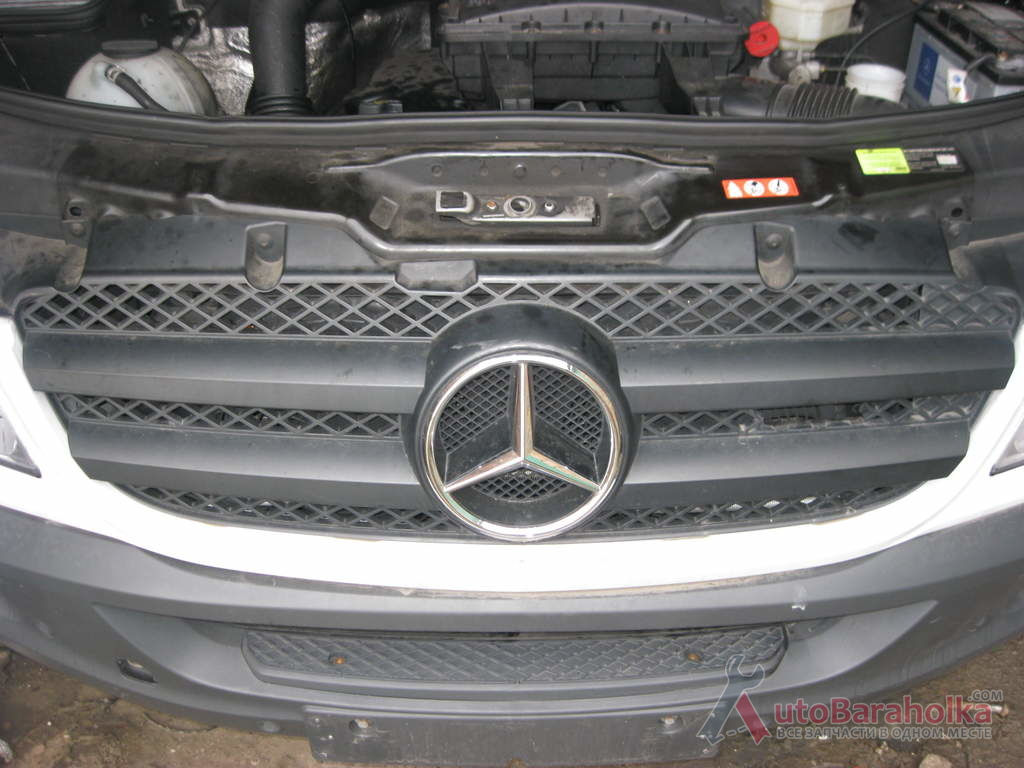 Продам Решетка радиатора Mercedes Sprinter 2006 Ровно