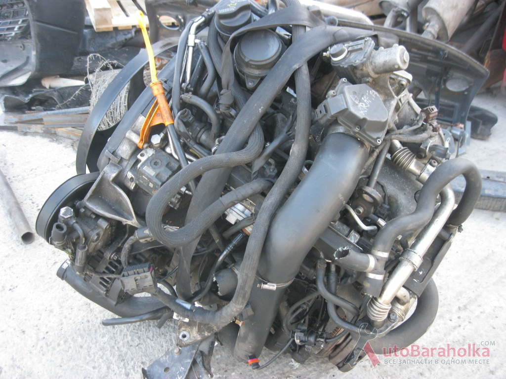 Продам Двигатель Volkswagen Crafter 2.5 TDI Ровно