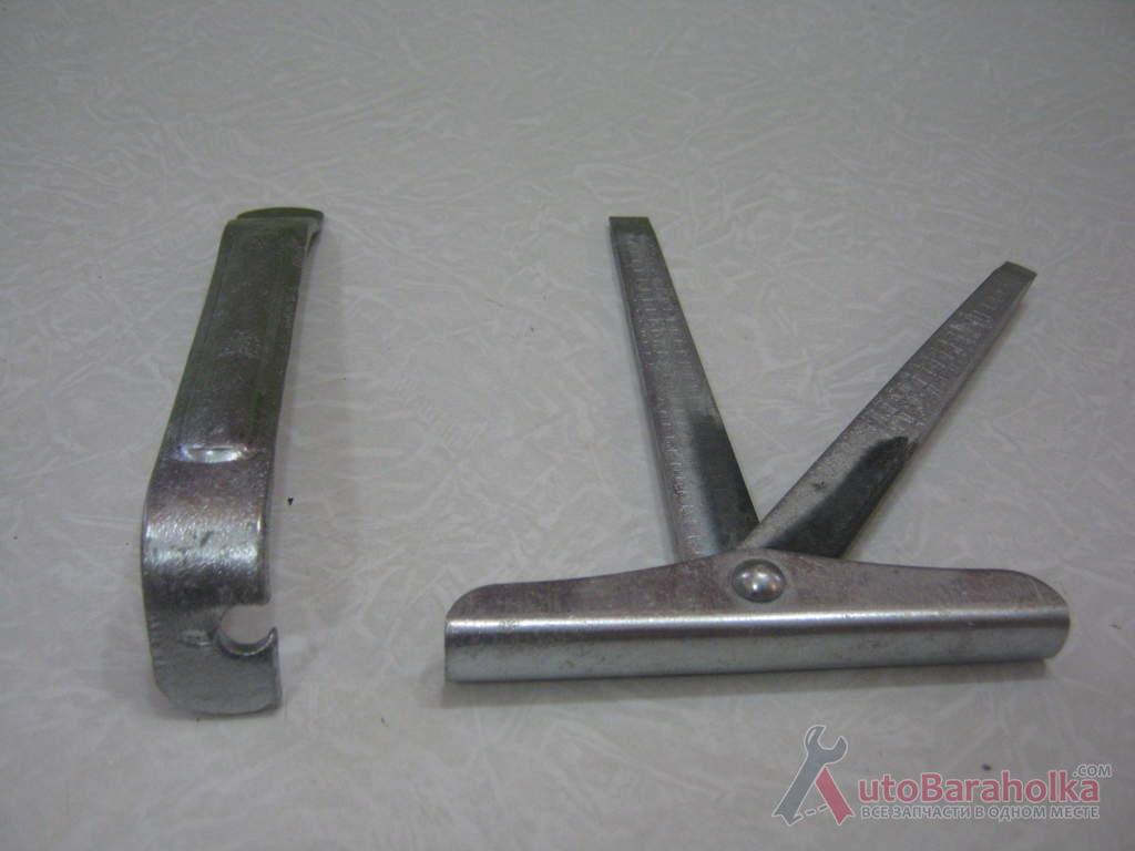 Продам Фирменный штатный инструмент Ява. Силовая отвёртка, монтировка, в бардачок (на фото) Мелитополь