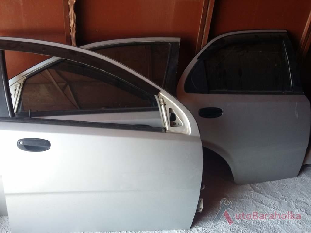 Продам Шевролет Авео 1, 2 - двери, капот, стекла, ходовая, КПП, двигатель, документы и др Запорожье