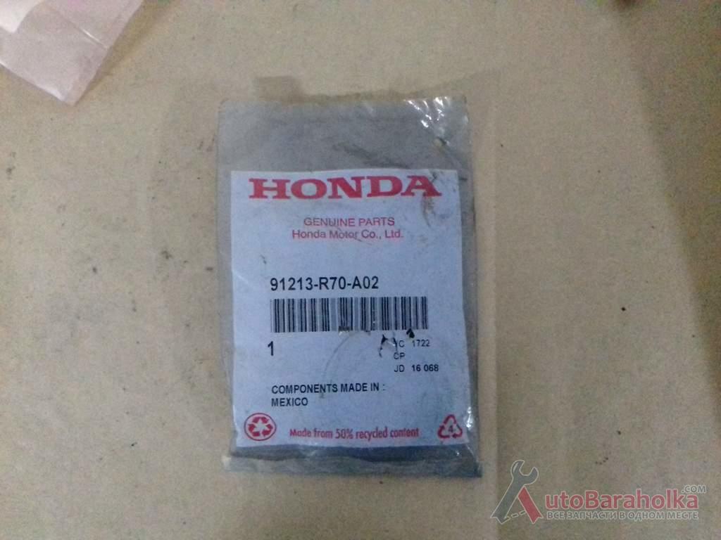 Продам Сальник распредвала передний Honda-Acura оригинал РАСПРОДАЖА 91213R70A02 Киев