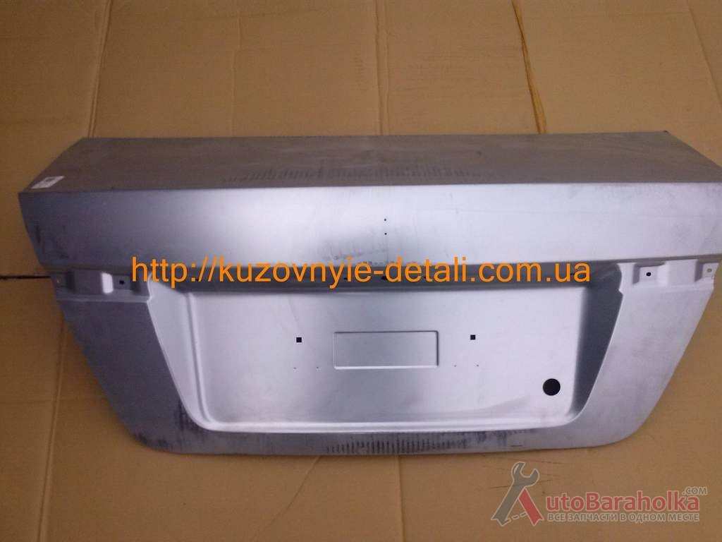 Продам Крышка багажника пороги короба ремкомплекты арки Chevrolet Aveo 3 Шевролет Авео Original Харьков