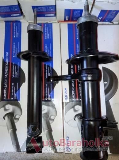 Продам амортизаторы стойки ваз фирмы СААЗ для 2108-09-2110 передние и задние оригинал Одесса
