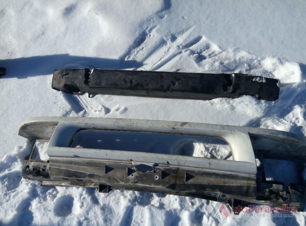 Продам оригинальные решетку радиатора, усилитель бампера Ford Transit 5 Луцк