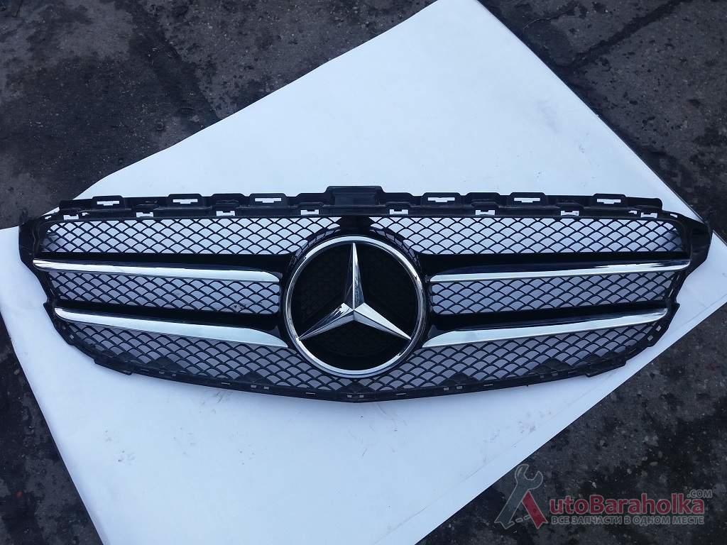 Продам Решетка радиатора Mercedes W205 C-klasa 12-16 Ковель