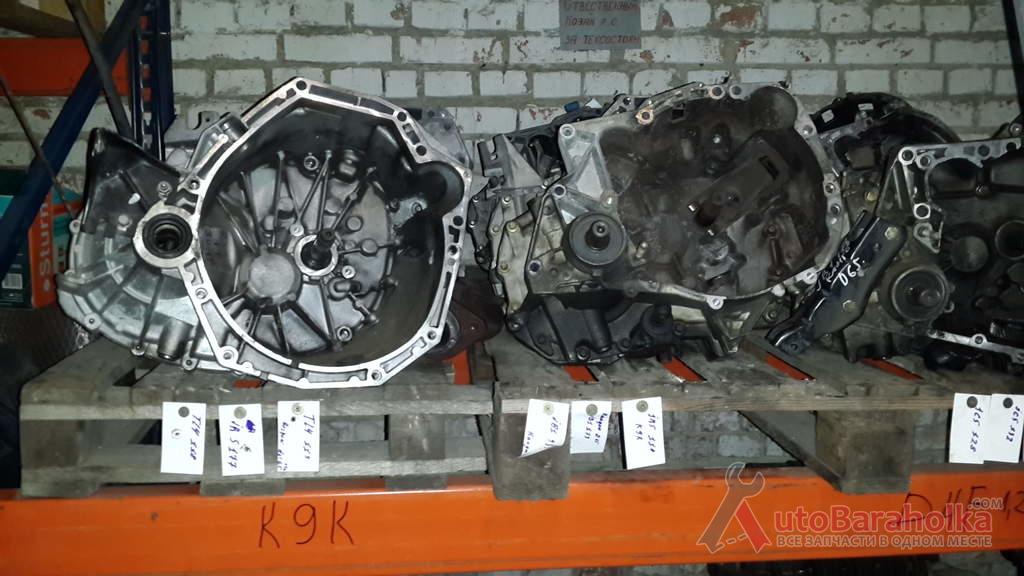 Продам Коробка передач Renault Scenic (Рено Сценик) 1.5 DCI Каталожный номер JC5 Львiв