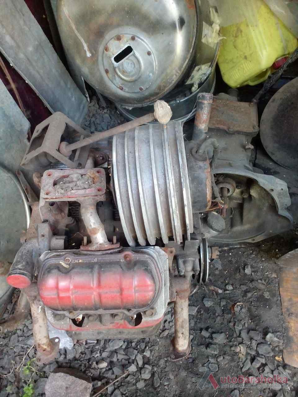 Продам двигатель и коробку передач от ЗАЗ 966 Лебедин