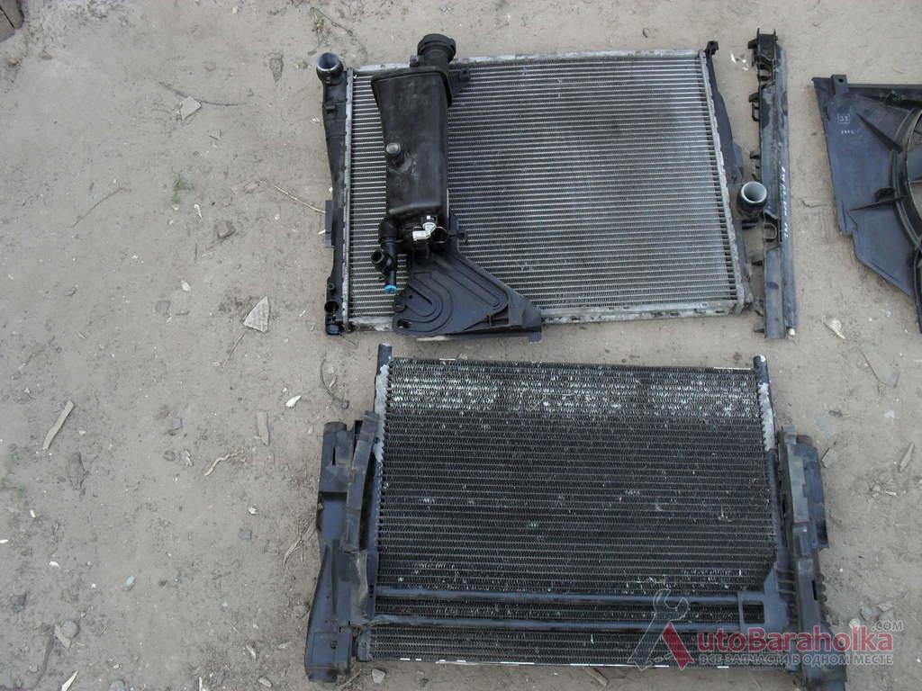 Продам Радиатор охолодження БМВ Е46 мотора , кондиционера , ГУР Борисполь
