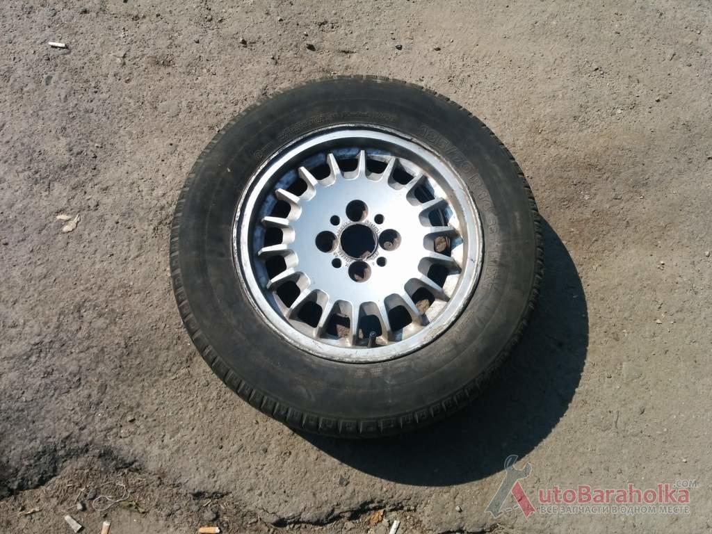 Продам Литой диск bmw e30 6jx14h2 et35 1125688 R14 4•100 Днепропетровск