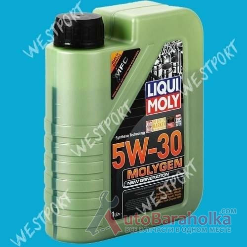 Продам Масло моторное Liqui Moly Molygen New Generation 5W-30 1л Днепропетровск