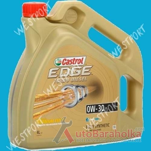 Продам Масло моторное Castrol EDGE Turbo Diesel 0W-30 4л Днепропетровск