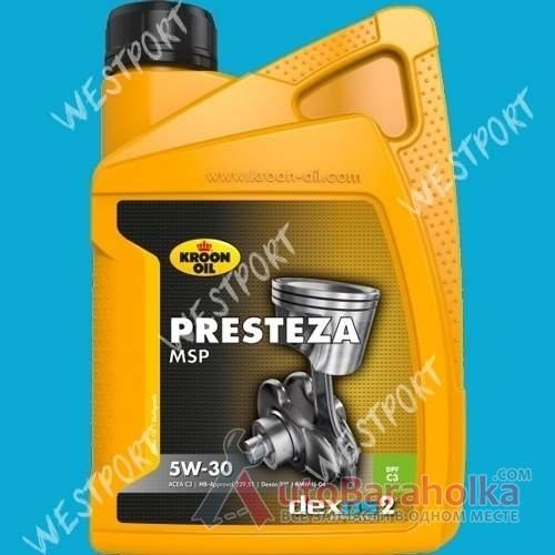 Продам Масло моторное Kroon-Oil PRESTEZA MSP 5W-30 1л Днепропетровск