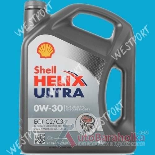 Продам Масло моторное Shell Helix Ultra ECT 0W-30 4л Днепропетровск