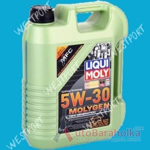 Продам Масло моторное Liqui Moly Molygen New Generation 5W-30 5л Днепропетровск