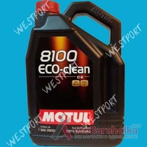 Продам Масло моторное Motul 8100 ECO-CLEAN 0W-30 5л Днепропетровск
