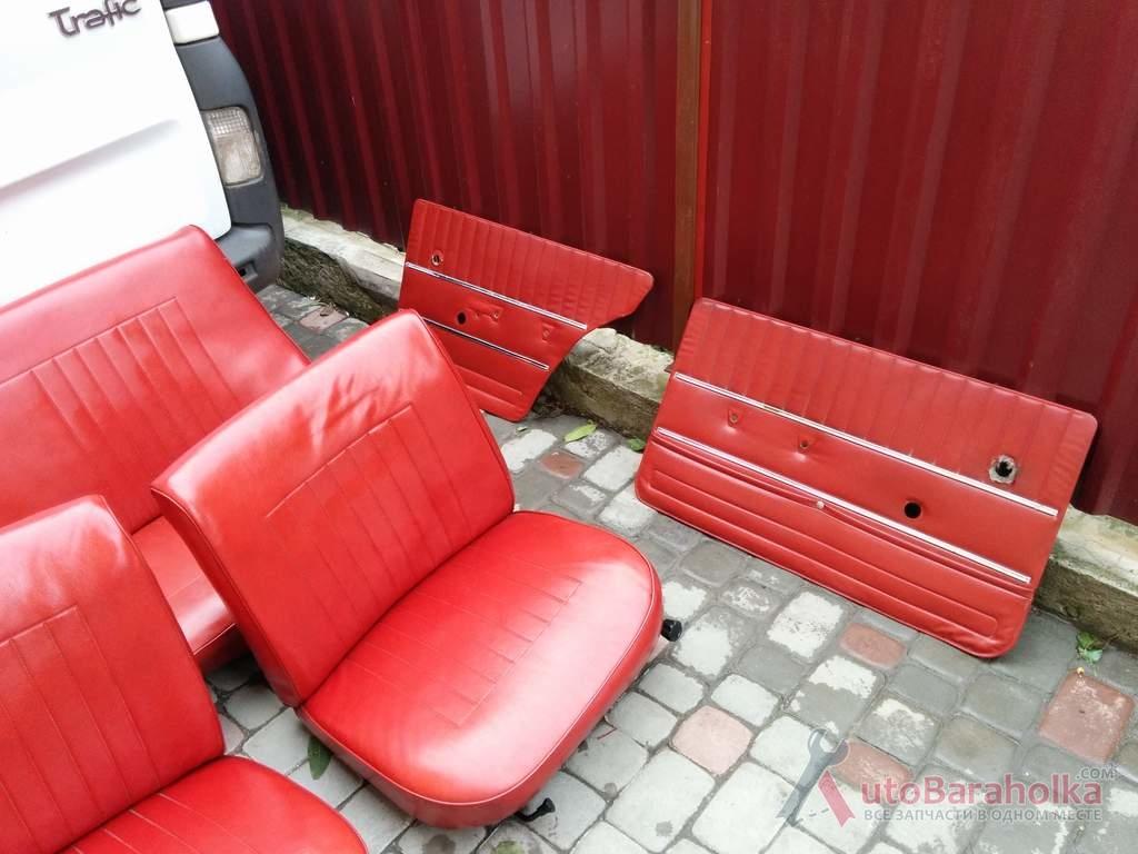 Купить сидения ваз 2101