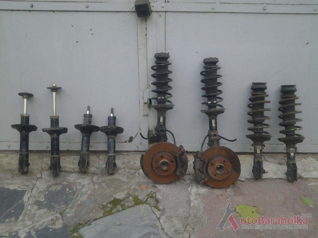 Продам Стойка амортизатор пружина Passat B3, B4. Golf 2, 3. Jetta 2, Chery Житомир