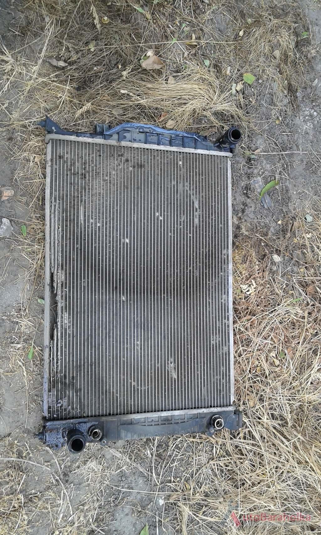 Продам Радиатор охлаждения на Ауди А6 с5 Камянське