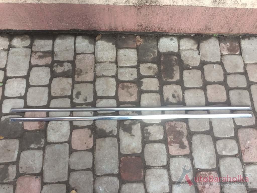 Продам Молдинги хром ссср Нива 2121. Сняли после покупки авто Днепропетровск