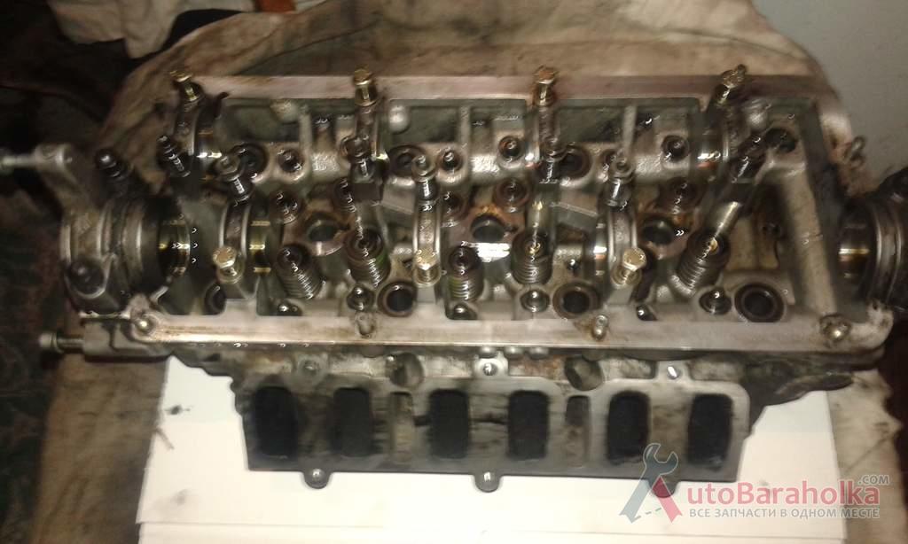 Продам Головка блока цилиндров на Ауди А6 с5 дизель без распредвалов, с клапанами. Двигатель АКЕ (180л/с) Камянське
